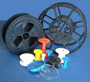 Full Spools suitable for direct loading